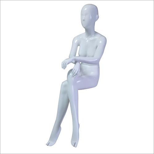 Ladies Sitting Mannequins