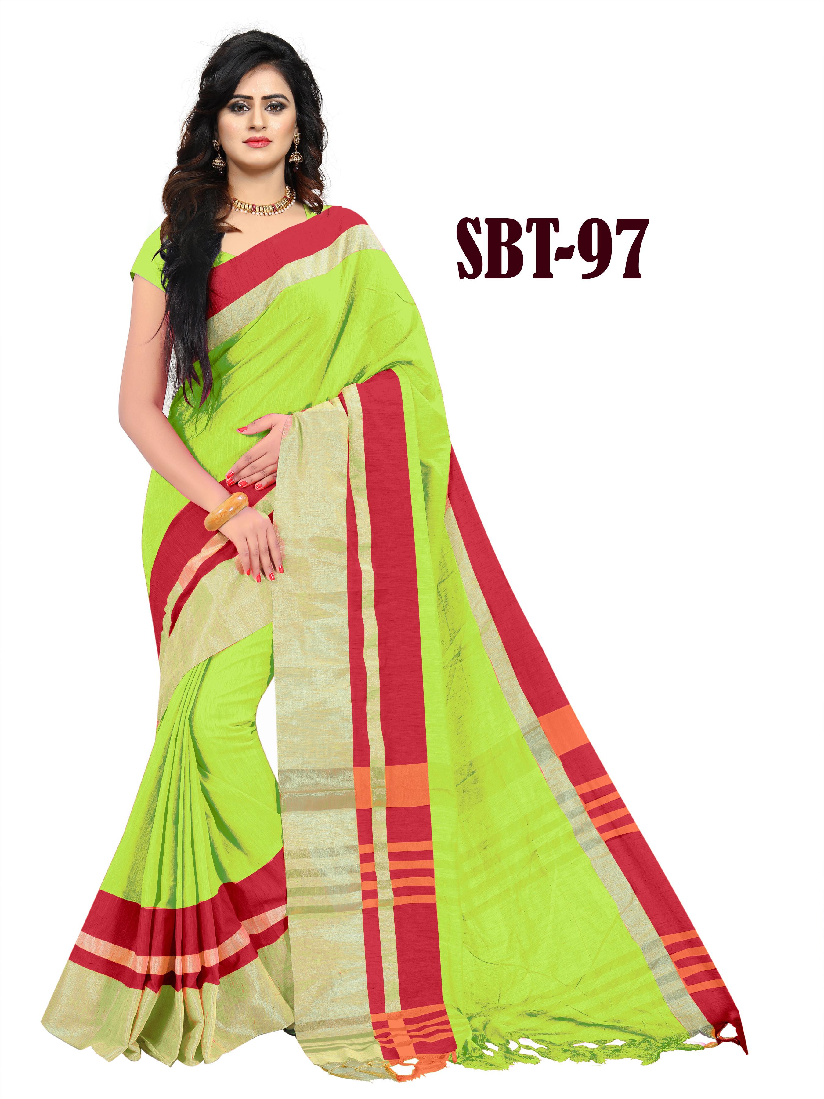 New Woman Silk Saree
