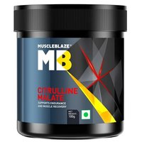 MuscleBlaze Citrulline Malate, 0.22 lb (0.1kg) Unflavoured