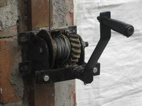 CURTAIN WINCHING SYSTEM EQUIPMENTS
