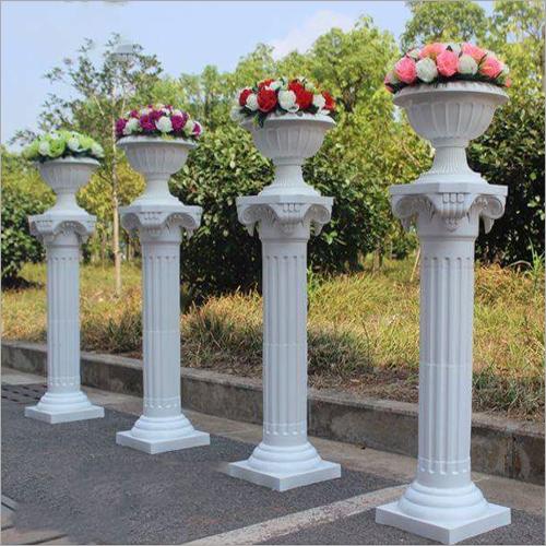 Fiber Pot Pillar