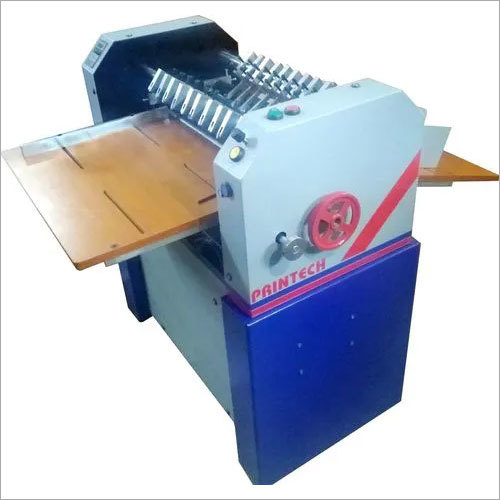 Double Unit Micro Perforating Machine