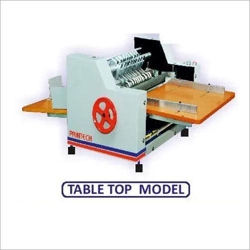 Table Top Micro Perforating Machine