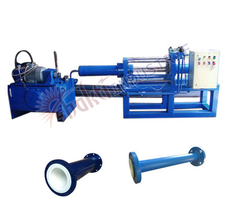PTFE Extrusion Pipe Machine