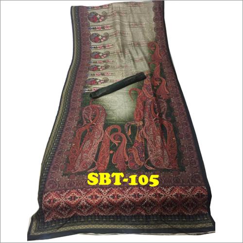 New Kashmiri silk saree