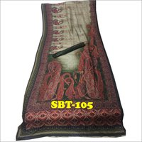 New Kashmiri silk saree
