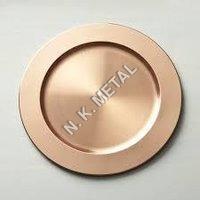 Copper China Plate
