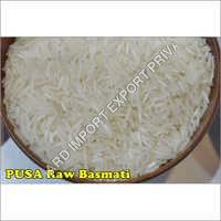 Pusa Basmati Raw Rice