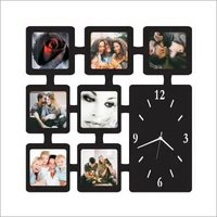 Sublimation Clock