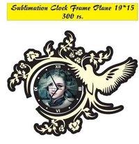 Sublimation Clock