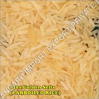 1401 Basmati Golden Sella Rice