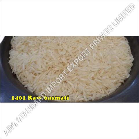 1401 Basmati Raw Rice
