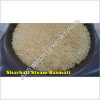 Sharbati Basmati Steam Rice