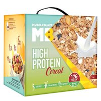 MuscleBlaze High Protein Cereal, 1 kg Unflavoured