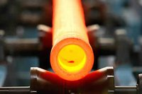 Steel Pipe Extrusion