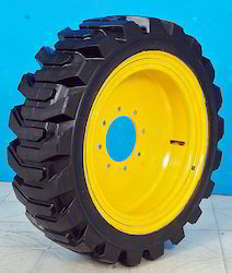 Solid Tyres for Material Handling Equipment