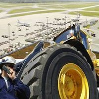 Ground Support Equipment Solid Resilient Tyres