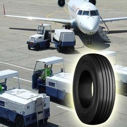 Trolley Tyre for Low Height Airports Baggage