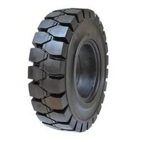 Battery Operated Forklift Tyre