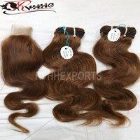 Wholesale 100% Human Virgin Natural Raw Unprocessed Hair