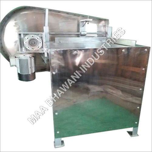Motorized Cutting Machine for Soap