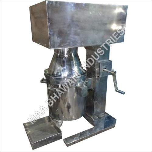 Plantry Mixer for Pharma