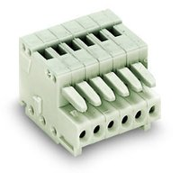 CONDUCTOR FEMALE PLUG WAGO 733-105