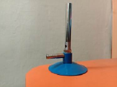 BUNSEN BURNER FOR FLAMMABILITY TEST APPARATUS LPG/BUTANE GAS