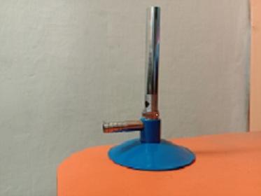 BUNSEN BURNER FOR LPG/BUTANE GAS