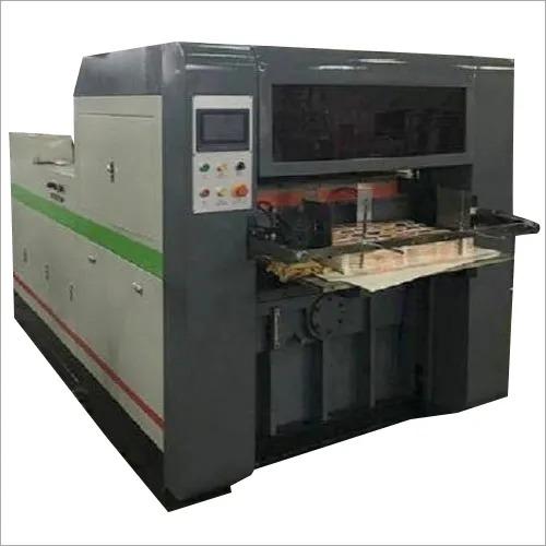 Flatbed  Paper Cup Cutting Machine