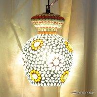 MOSAIC DECOR WALL HANGING LAMP