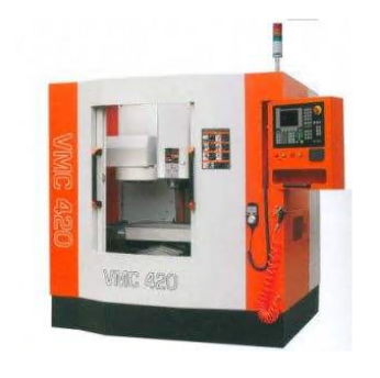 Vertical Cnc Machining Center VMC420(L)