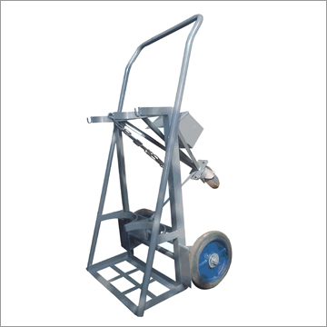 Double Gas Cylinder Trolleys