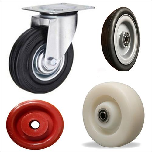 Revolving Castor Wheel