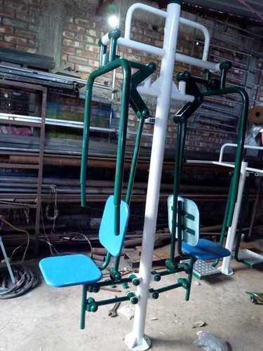 Outdoor Chest Press Machine