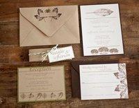 Vintage Wedding Cards Printing Services
