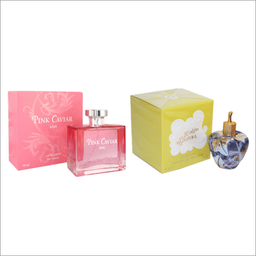 Perfume Packaging Box Printing Services