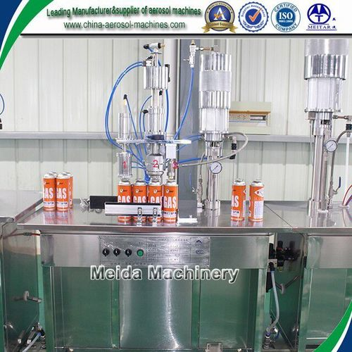 Butane Gas Filling Machine