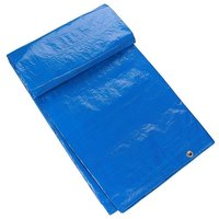 waterproof Blue  plastic Tarpaulin