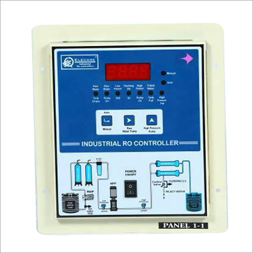 RO Electrical Panel
