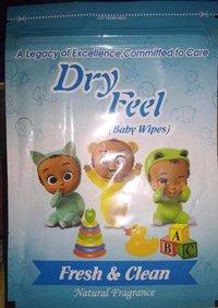 DRYFEEL BABY WIPES PREMIUM 80 PULLS