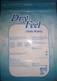 Dryfeel Baby Wipes