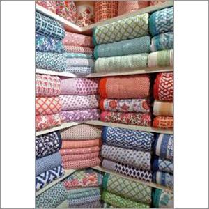 Jaipuri Print Designer Quilt