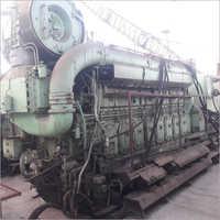 Marin diesel Engine