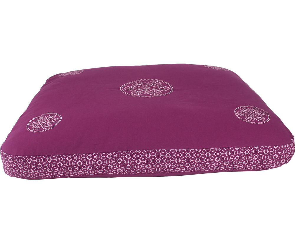 Meditation cushion zabuton
