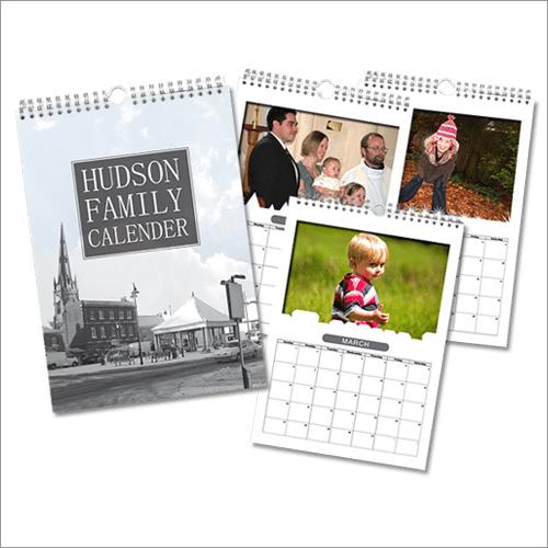 Wall Calendar Offset Printing