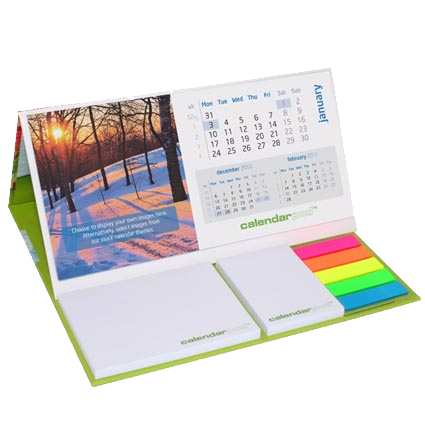 Super Premium Table Calendar