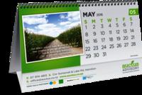 Promotional Table Calendar