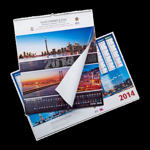 Full Page Calendars Printing