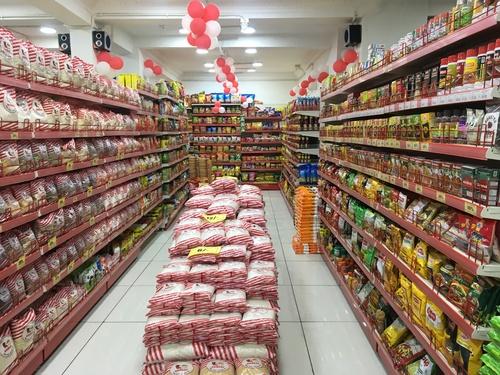 Grocery Storage Racks